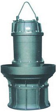 ZQB、HQB型轴流混流泵